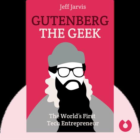 Gutenberg the Geek by Jeff Jarvis