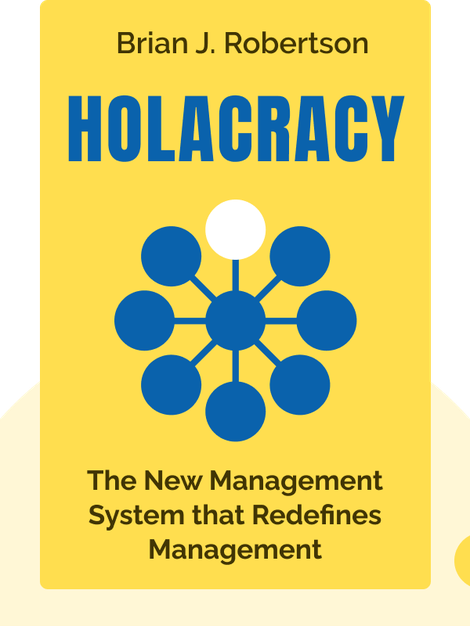 Holacracy: The New Management System that Redefines Management von Brian J. Robertson