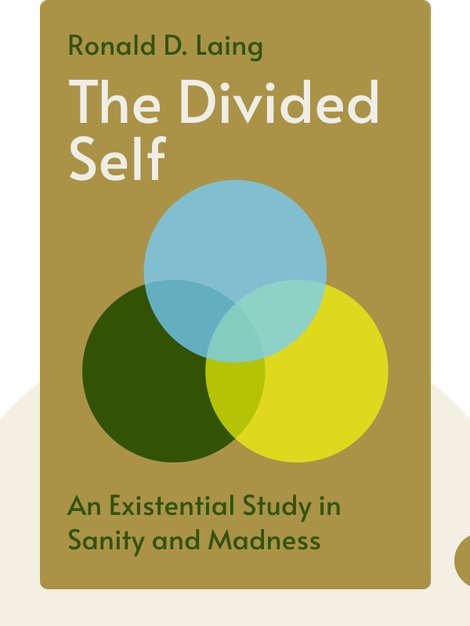 The Divided Self: An Existential Study in Sanity and Madness by Ronald D. Laing