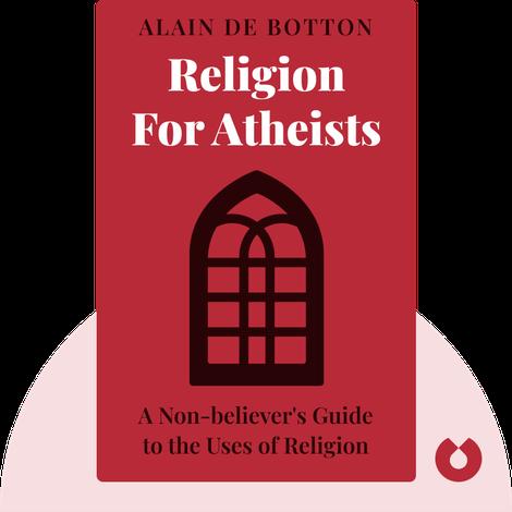 Religion for Atheists von Alain de Botton