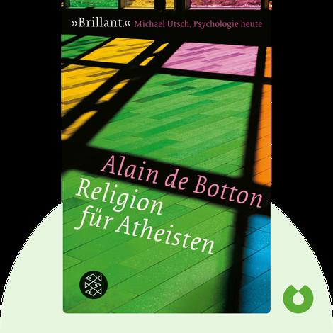 Religion für Atheisten von Alain de Botton