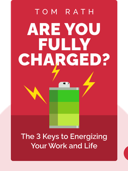 Are You Fully Charged?: The 3 Keys to Energizing Your Work and Life von Tom Rath