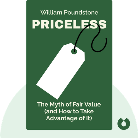 Priceless von William Poundstone