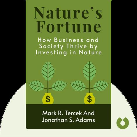 Nature's Fortune von Mark R. Tercek and Jonathan S. Adams