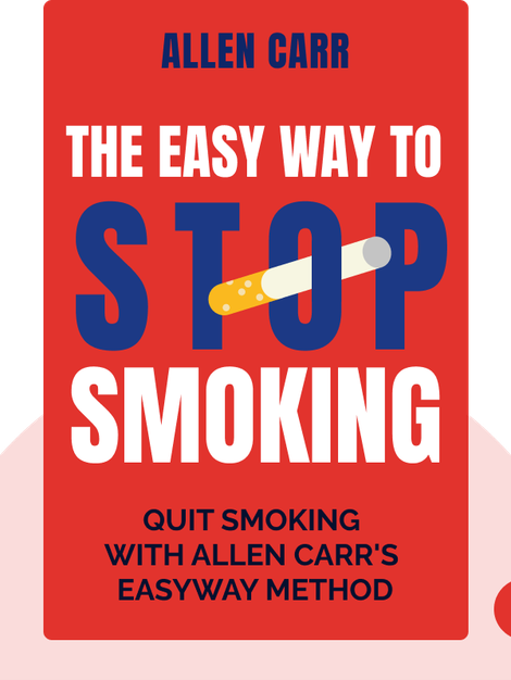 The Easy Way to Stop Smoking: Join the Millions Who Have Become Non-Smokers Using Allen Carr's Easyway Method by Allen Carr