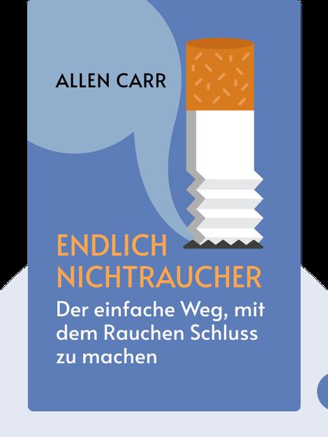 Endlich Nichtraucher von Allen Carr