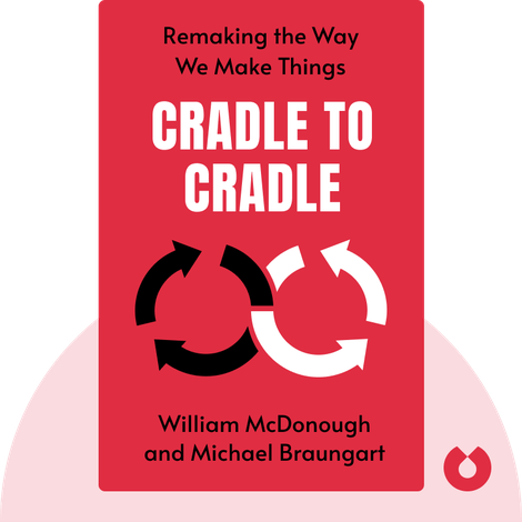 Cradle to Cradle by William McDonough and Michael Braungart