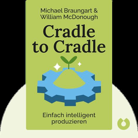 Cradle to Cradle by Michael Braungart, William McDonough