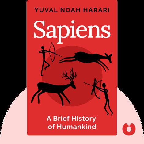 Sapiens by Yuval Noah Harari