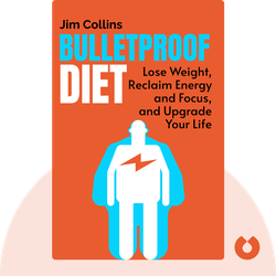 Bulletproof Diet: Lose up to a Pound a Day, Reclaim Energy and Focus, Upgrade Your Life von Dave Asprey
