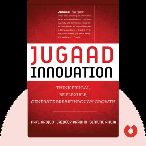 Jugaad Innovation by Navi Radjou, Jaideep Prabhu, Simone Ahuja