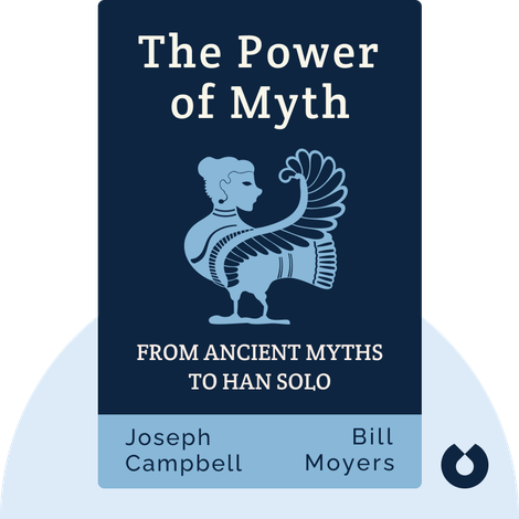 The Power of Myth by Joseph Campbell with Bill Moyers