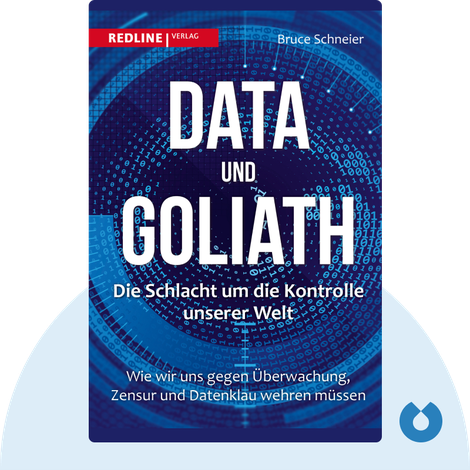 Data und Goliath by Bruce Schneier