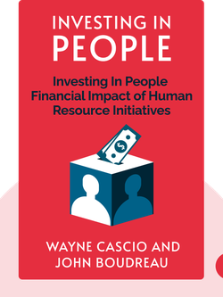 Investing In People: Financial Impact of Human Resource Initiatives von Wayne Cascio and John Boudreau