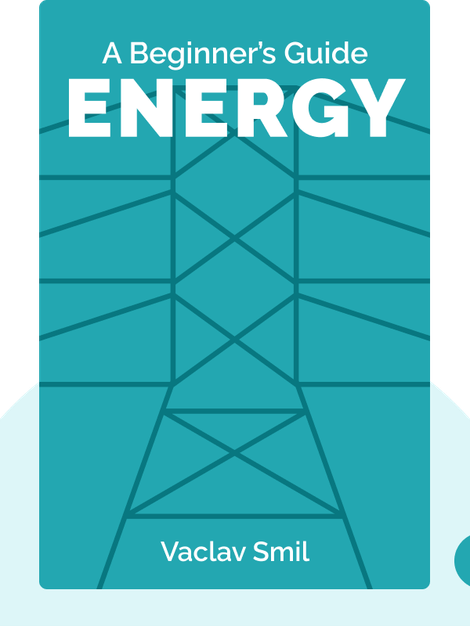 Energy: A Beginner's Guide by Vaclav Smil