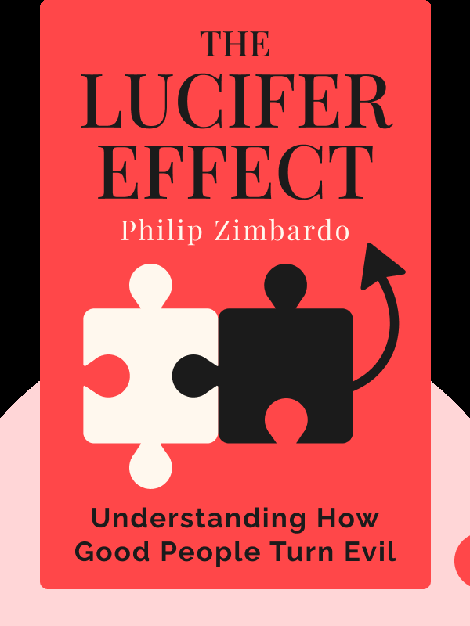 The Lucifer Effect: Understanding How Good People Turn Evil von Philip Zimbardo