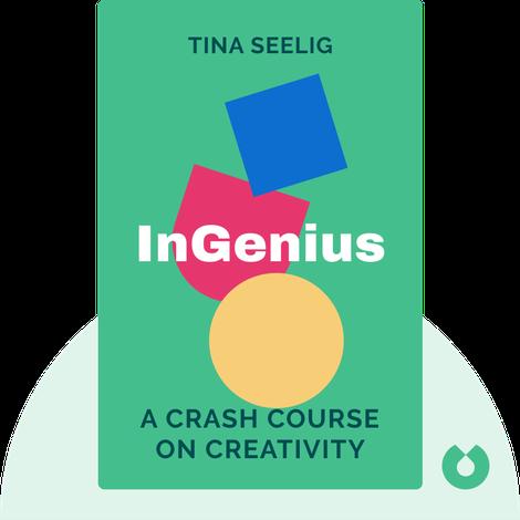 InGenius von Tina Seelig