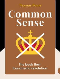 Common Sense von Thomas Paine