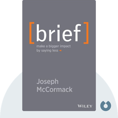 Brief by Joseph McCormack