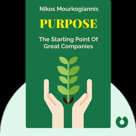 Purpose von Nikos Mourkogiannis