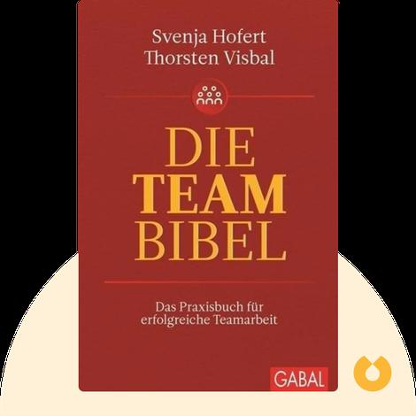Die Team-Bibel by Svenja Hofert, Thorsten Visbal