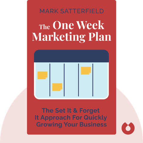 The One Week Marketing Plan by Mark Satterfield