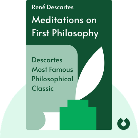 Meditations on First Philosophy von René Descartes