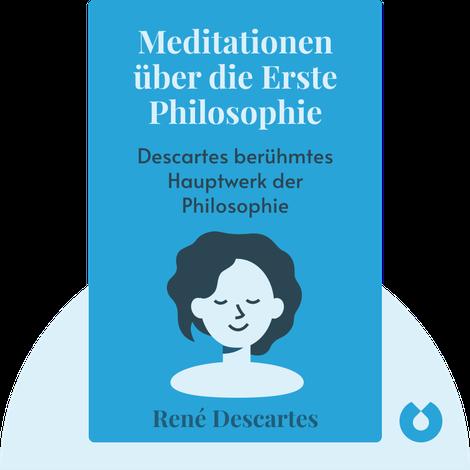 Meditationen über die Erste Philosophie by René Descartes