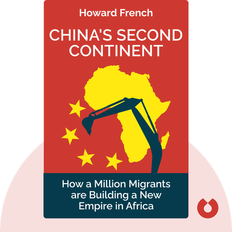 China's Second Continent von Howard French