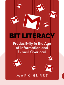 Bit Literacy: Productivity in the Age of Information and E-mail Overload von Mark Hurst