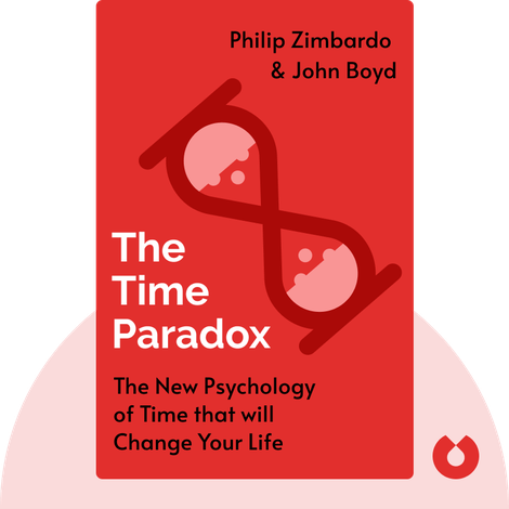 The Time Paradox by Philip Zimbardo & John Boyd