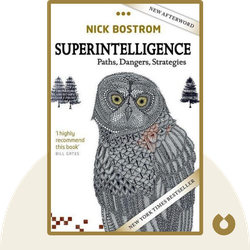 Superintelligence: Paths, Dangers, Strategies von Nick Bostrom