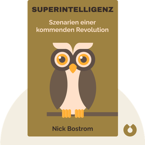 Superintelligenz by Nick Bostrom