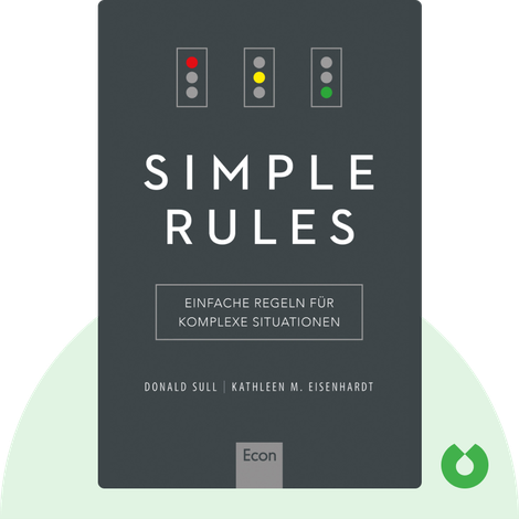 Simple Rules by Donald Sull, Kathleen Eisenhardt