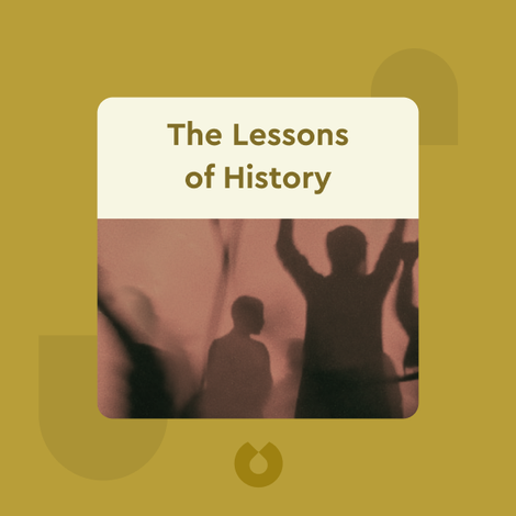 The Lessons of History by Will Durant and Ariel Durant