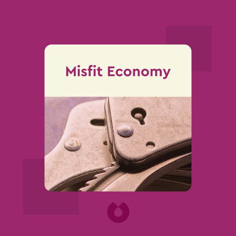 Misfit Economy by Alexa Clay and Kyra Maya Phillips