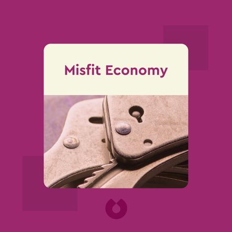Misfit Economy von Alexa Clay and Kyra Maya Phillips