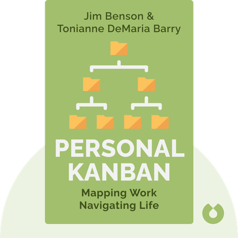 Personal Kanban by Jim Benson & Tonianne DeMaria Barry