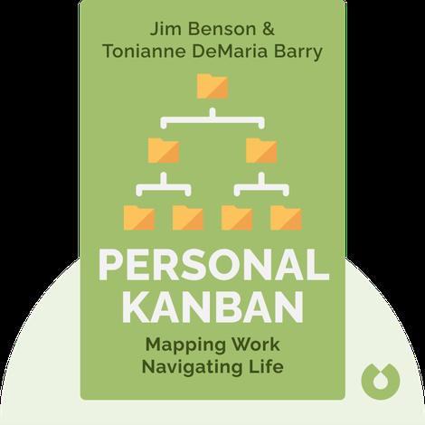 Personal Kanban by Jim Benson & Tonianne DeMaria Barry