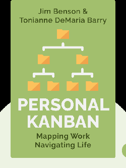 Personal Kanban: Mapping Work / Navigating Life von Jim Benson & Tonianne DeMaria Barry