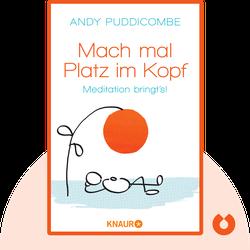 Mach mal Platz im Kopf: Meditation bringt's! von Andy Puddicombe