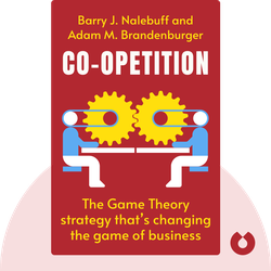 Co-opetition : A revolutionary mindset that combines competition and cooperation; The Game Theory strategy that's changing the game of business by Barry J. Nalebuff and Adam M. Brandenburger