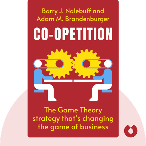 Co-opetition  von Barry J. Nalebuff and Adam M. Brandenburger