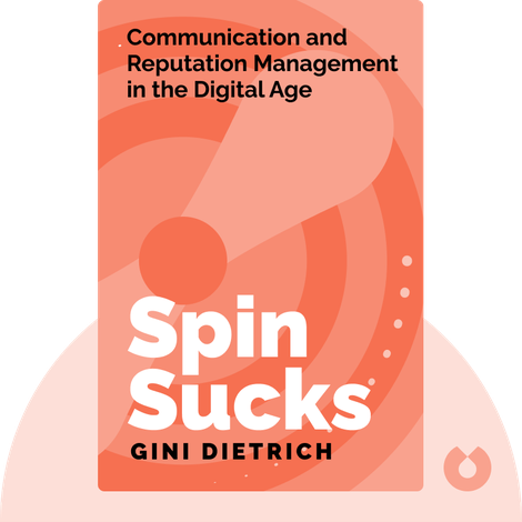 Spin Sucks by Gini Dietrich