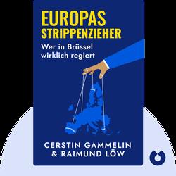 Europas Strippenzieher: Wer in Brüssel wirklich regiert by Cerstin Gammelin, Raimund Löw