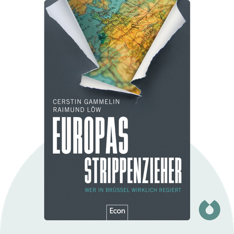 Europas Strippenzieher by Cerstin Gammelin, Raimund Löw