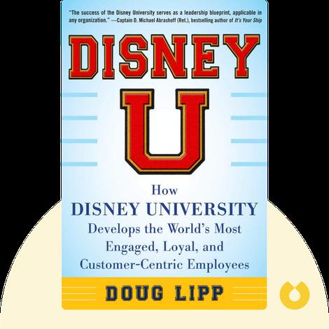 Disney U by Doug Lipp