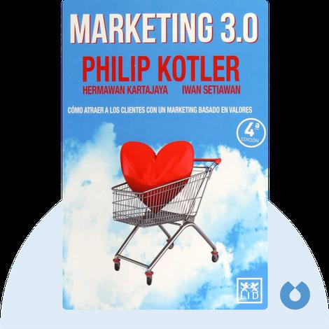 Marketing 3.0 by Philip Kotler, Hermawan Kartajaya and Iwan Setiawan