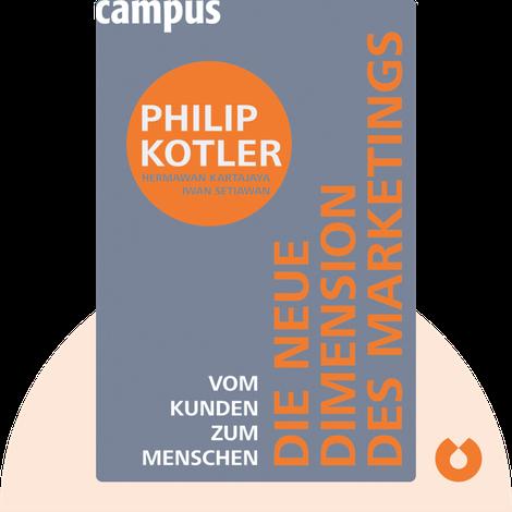 Die neue Dimension des Marketings by Philip Kotler, Hermawan Kartajaya, Iwan Setiawan