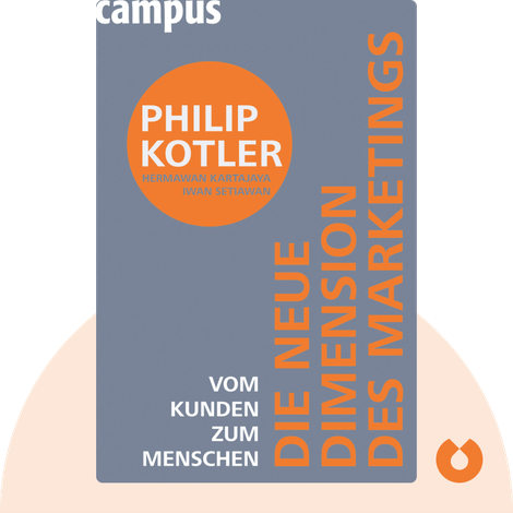 Die neue Dimension des Marketings von Philip Kotler, Hermawan Kartajaya, Iwan Setiawan